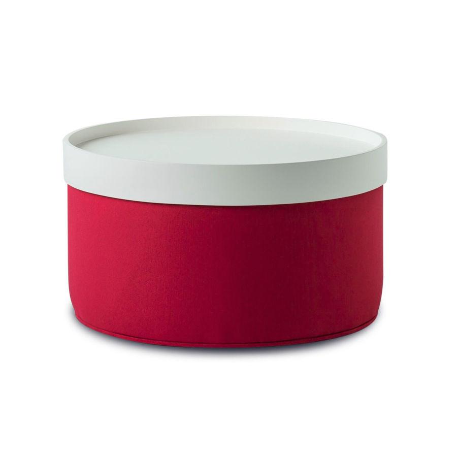 celine pouf a camira era fabric red cse06 white trayjpg