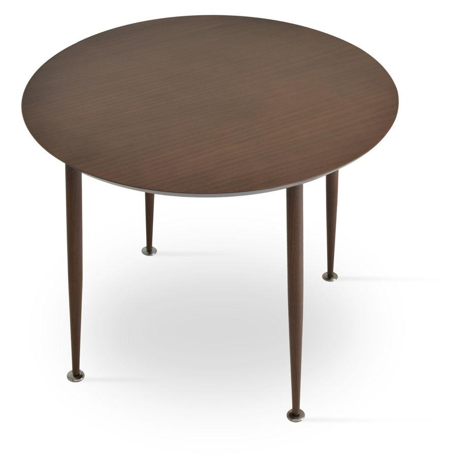 star table walnut veneer topjpg