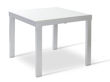 Picture of Niagara Glass Extendable Dining Table - Silver