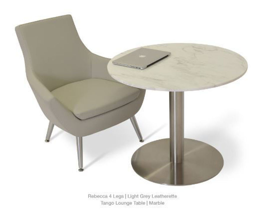 Picture of Tango Marble Lounge Table