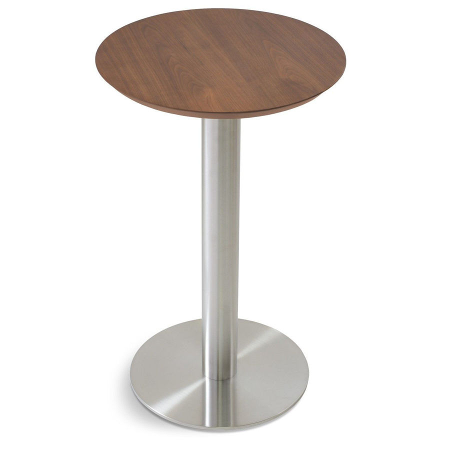 Picture of Tango Wood Bar Table