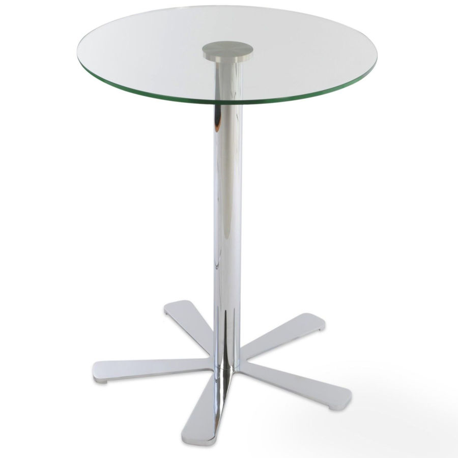 Picture of Daisy 5 Star Glass Counter Table