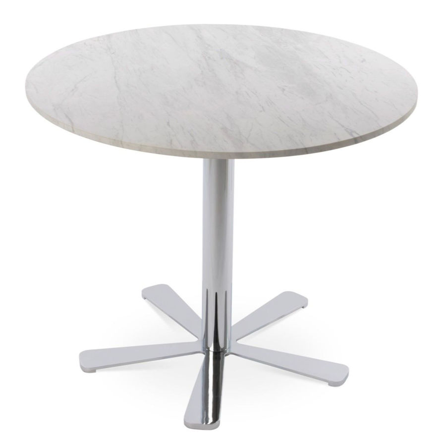 Picture of Daisy 5 Star Marble  Dining Table