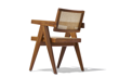 Picture of Pierre J. Arm Chair Seat&Back- Natural Cane