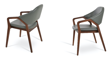 Picture of Luna Arm  Dining Chair