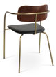 Picture of Academy Arm Dining Chair Soft Seat