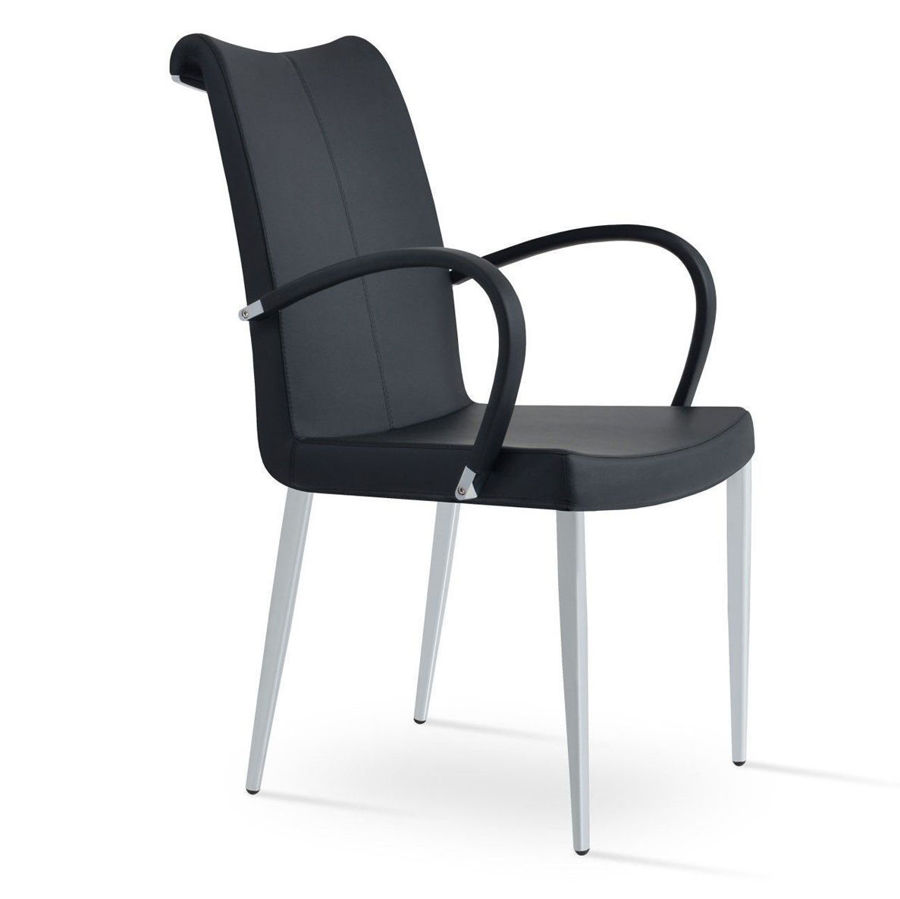 Picture of Tulip Arm Metal Chair