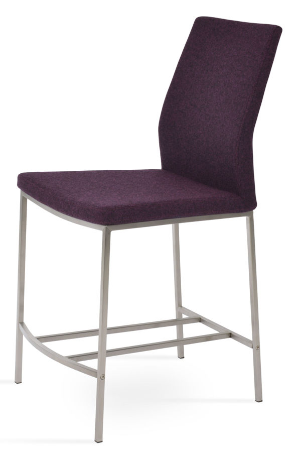 Picture of Pasha  High Back Metal Stools
